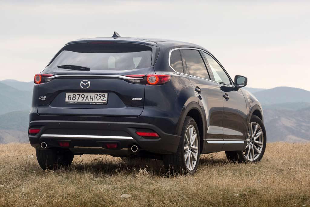 Купить Mazda CX-9 2021