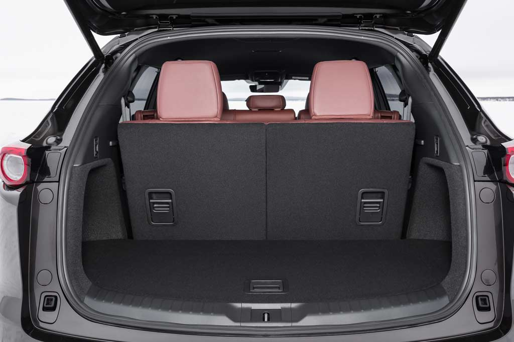Багажник Mazda CX-9 2020