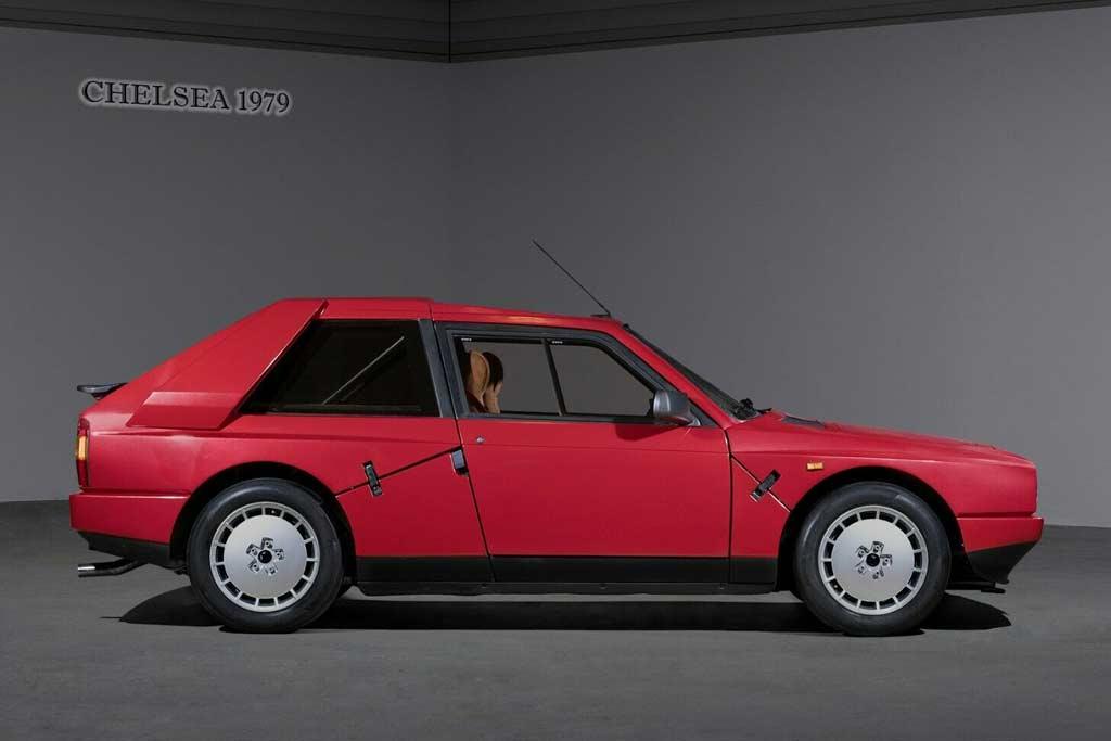 Ценник на Lancia Delta S4 1985 года оказался просто космическим