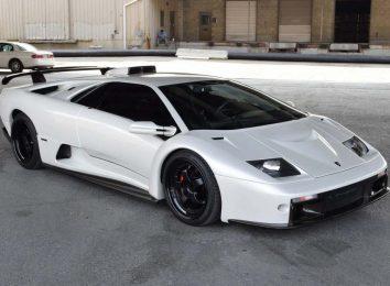 Lamborghini Diablo GT Tribute