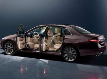 Mercedes E-Class Long 2021