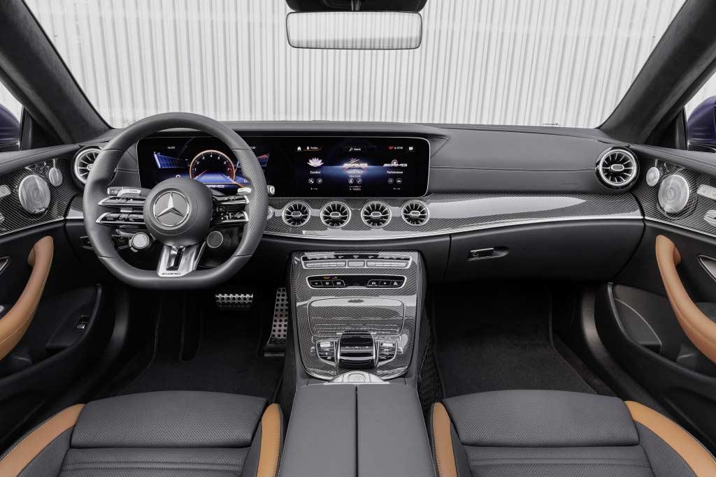 Mercedes E53 Cabriolet