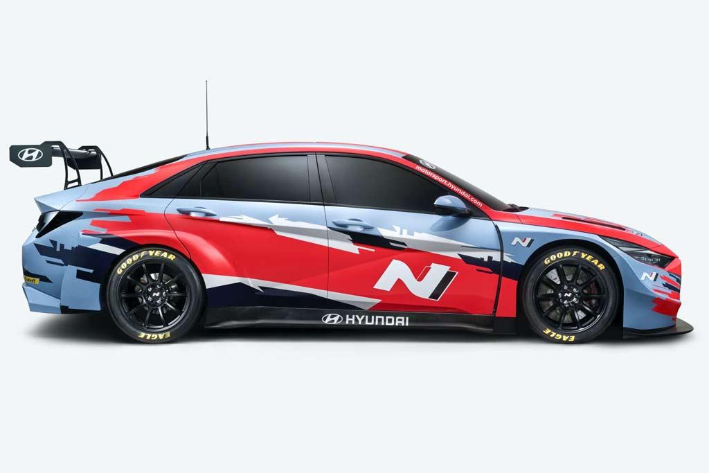 Hyundai Elantra N TCR