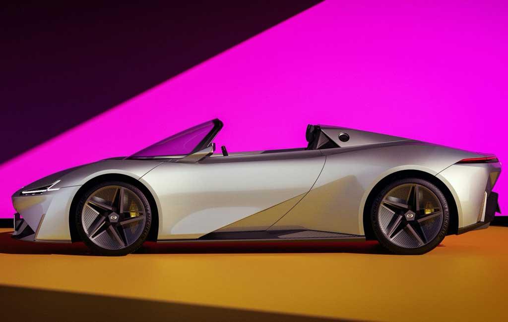GAC Enpulse: «китайский» спорткар с функцией виртуальных гонок
