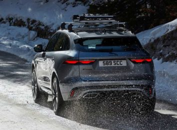 Jaguar F-Pace [year]
