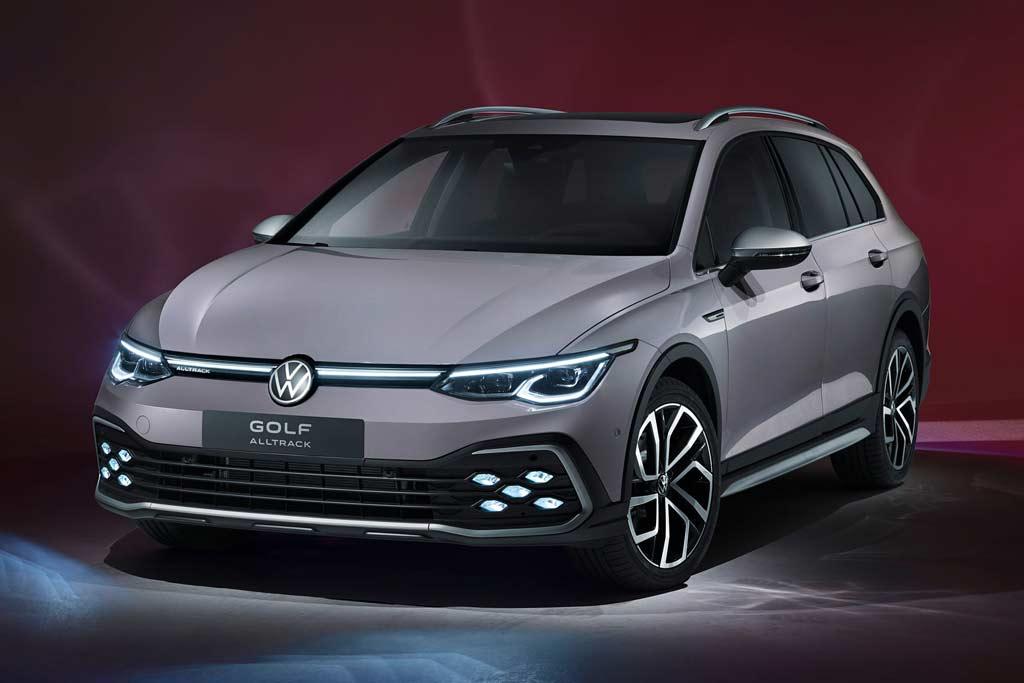 Volkswagen Golf 8 Alltrack 2021