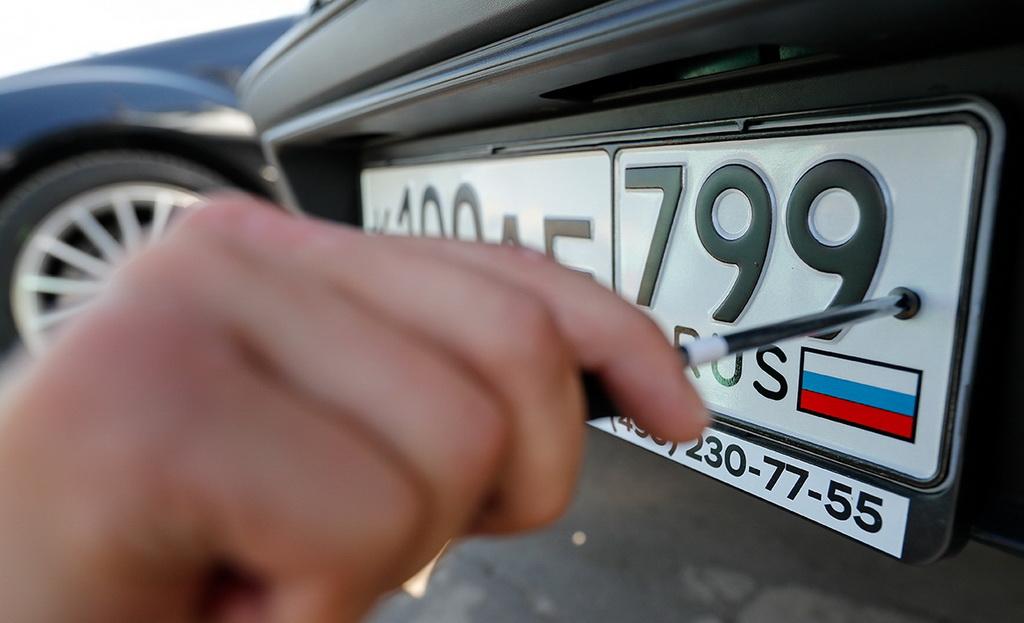 Легально купить «красивый» номер в России можно будет с 2022 года