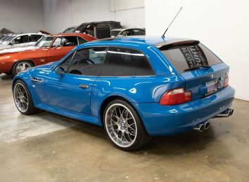 BMW M Coupe 2002