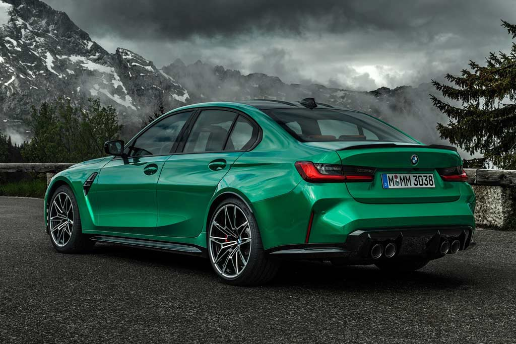 BMW M3 G80