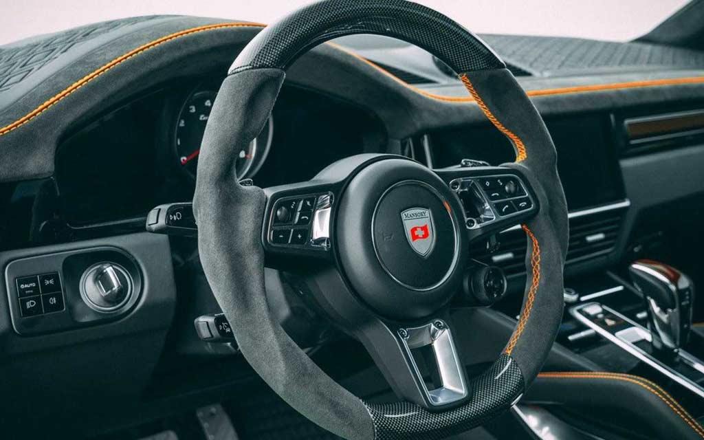 Mansory Cayenne Coupe