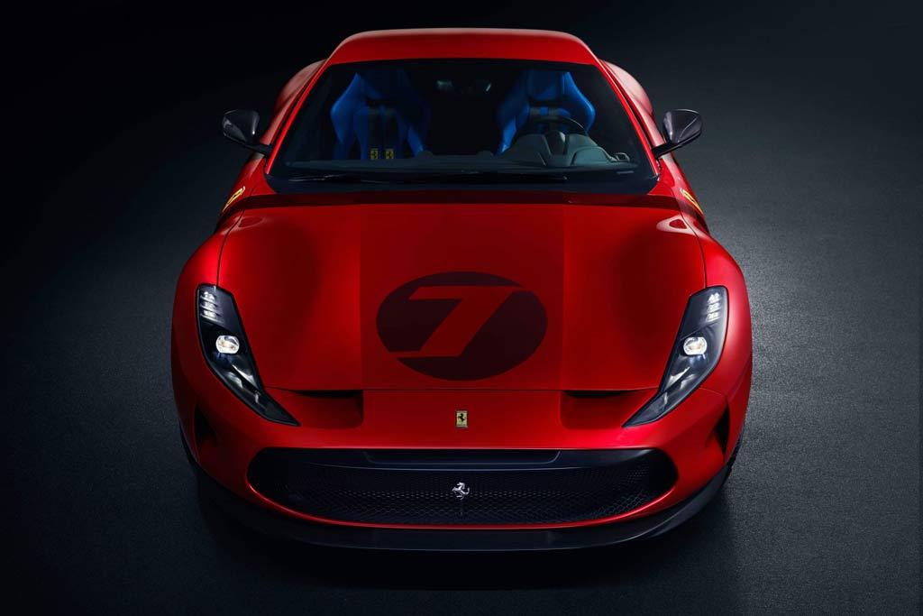Ferrari Omologato