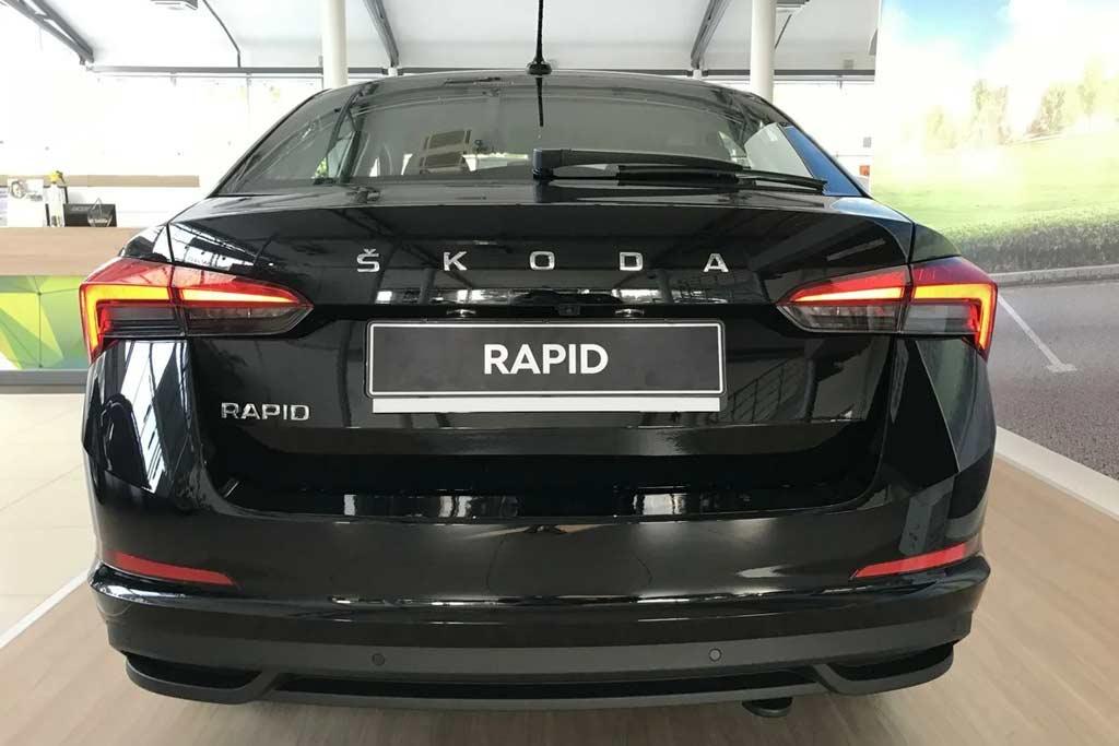 Проехал 2.000 км на новой Skoda Rapid: могу сделать кое-какие выводы