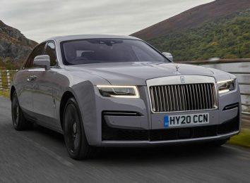 Rolls-Royce Ghost [year]