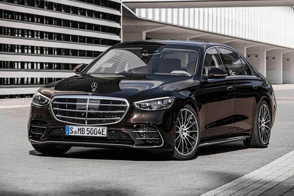Мерседес S-класса 2021 - цена и фото новой модели ...