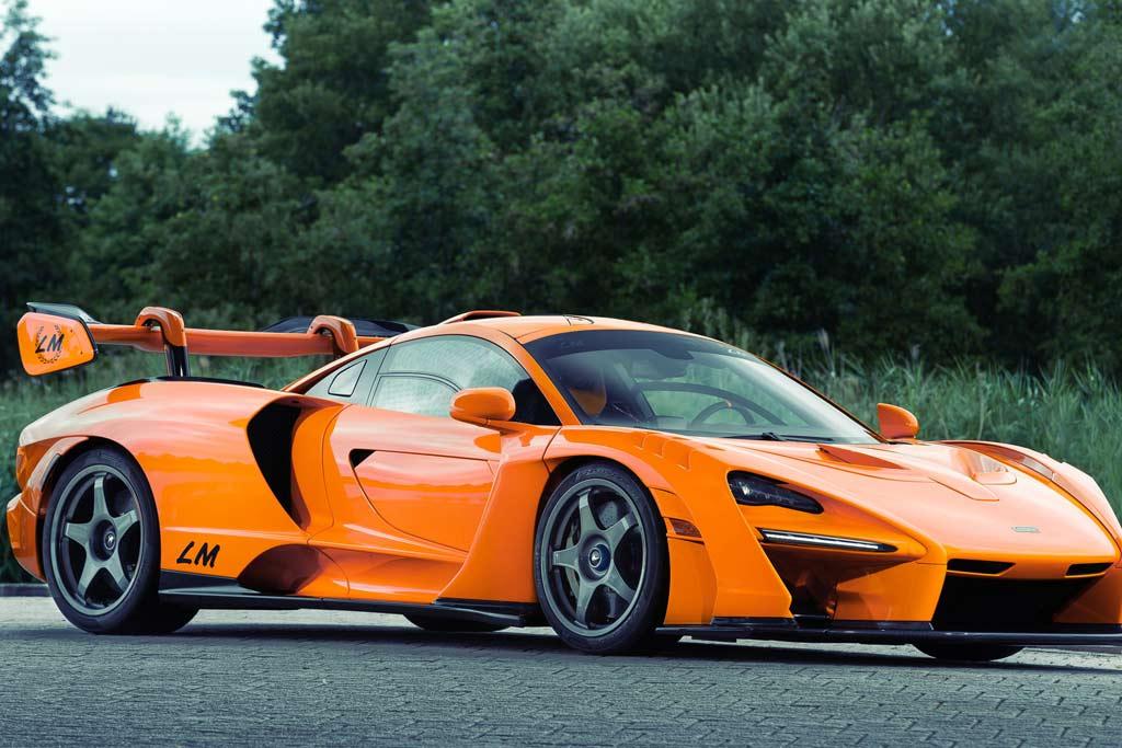 McLaren Senna LM: лимитированный суперкар в честь 25-летия победы в Ле-Мане