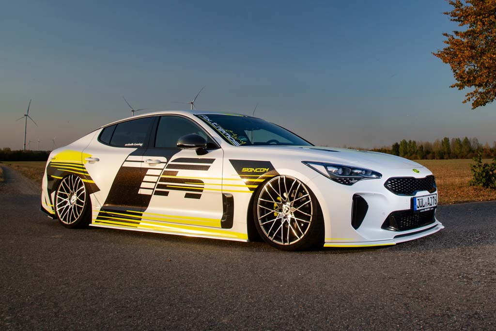 KIA Stinger StingAir