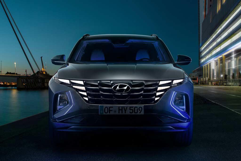 Представлен новый Hyundai Tucson 2021: смелый дизайн и любопытный салон