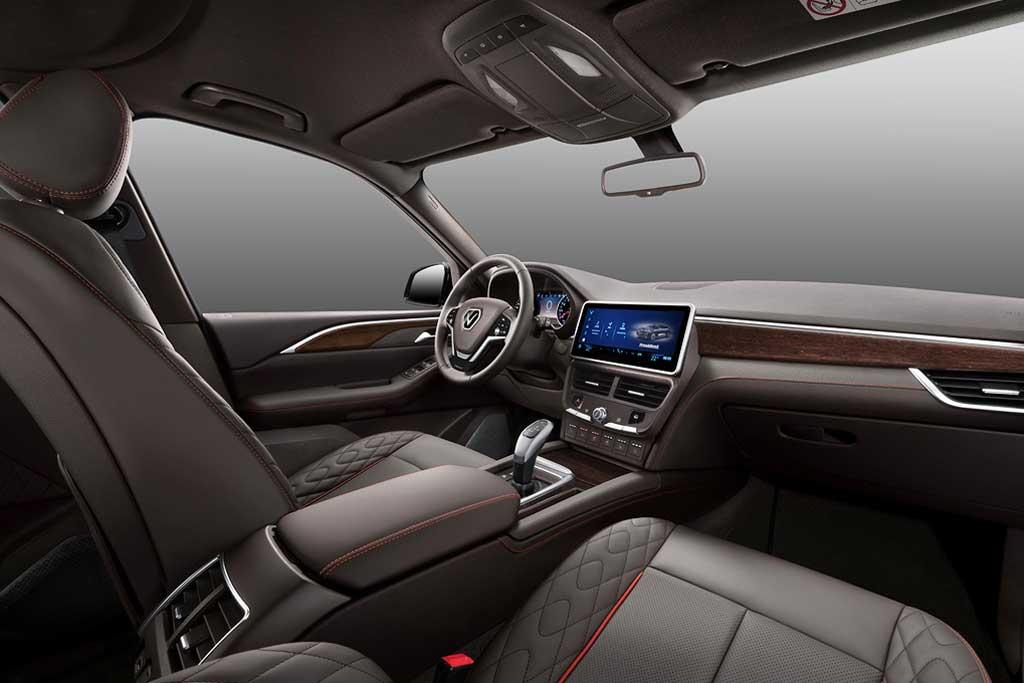 VinFast President: вьетнамский вариант BMW X5 с могучим мотором V8 от GM