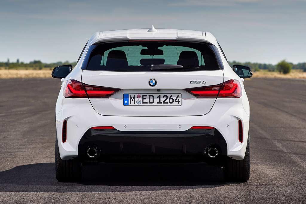 Немцы презентовали BMW 128ti: здесь 265 «лошадок» и передний привод