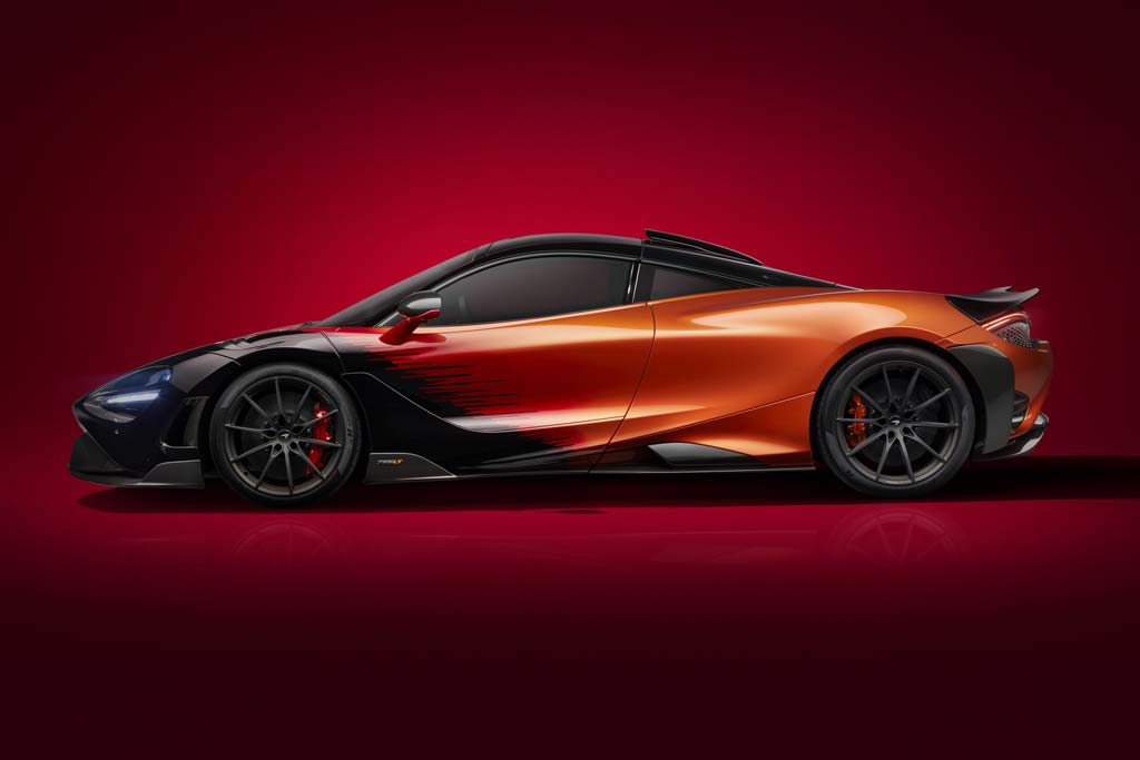 McLaren 765LT MSO