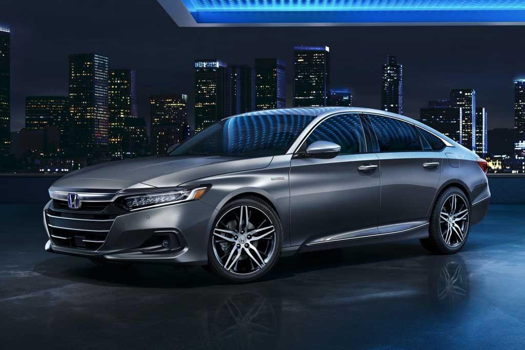 Honda, которой нам не светит: представлен обновленный Accord 2021 года