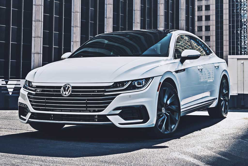 VW Arteon всё: российские продажи модели свернули спустя пять месяцев после начала