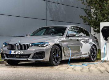 BMW 5-Series PHEV