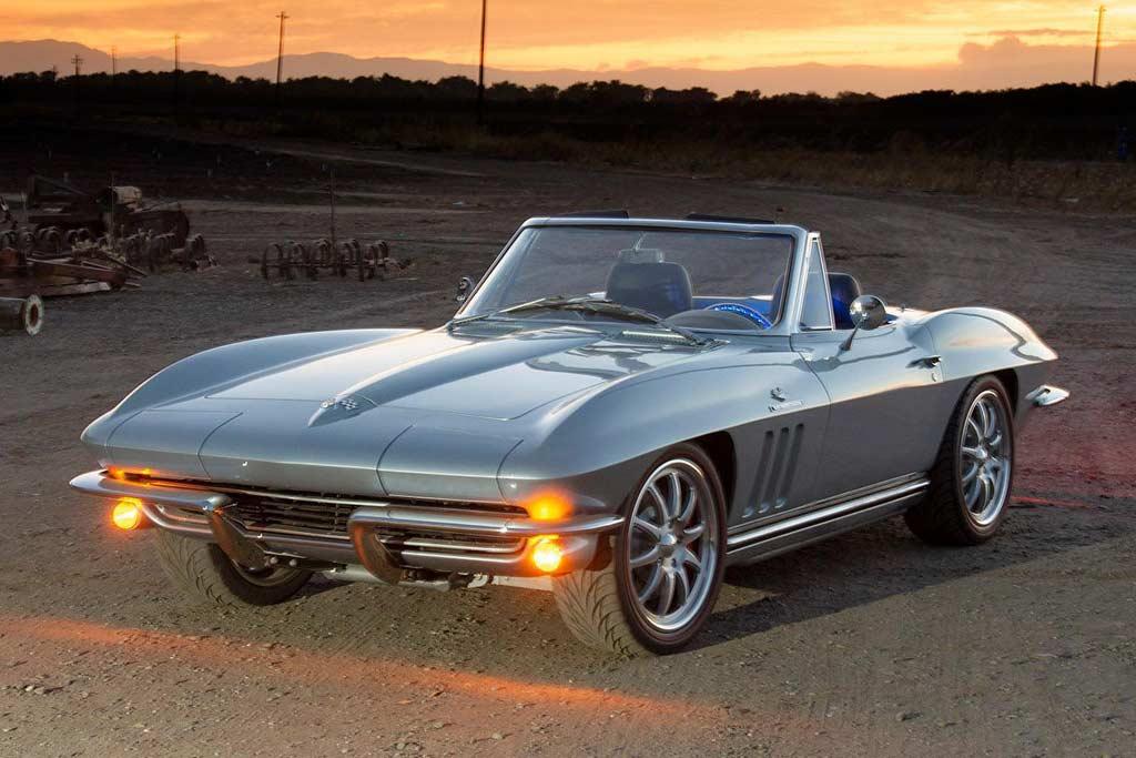 Corvette Convertible 1965