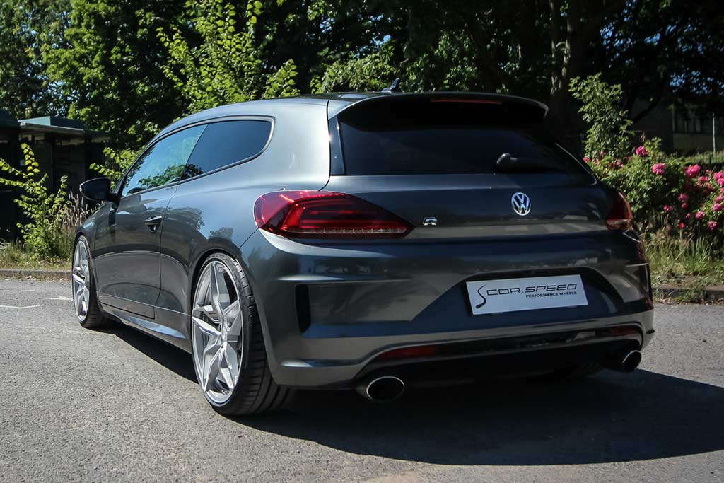 Cor.Speed Scirocco R