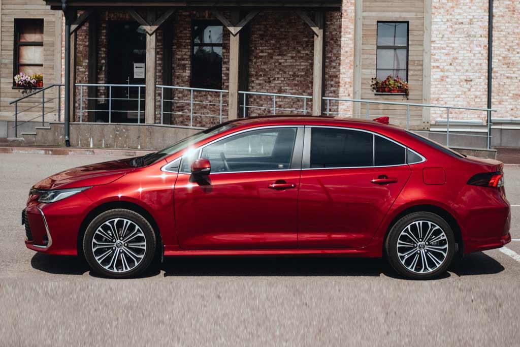 Тойота Королла 2020 модельного года
