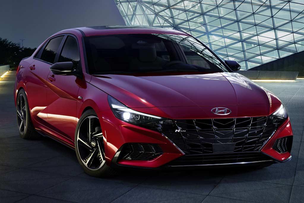 Новый Hyundai Elantra 7 сертифицировали в России: известны двигатели
