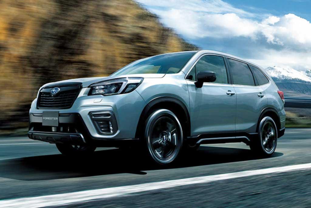 Subaru Forester Sport 2021