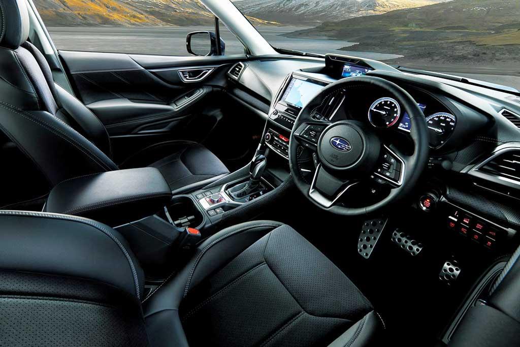 Subaru Forester 5 получил версию Sport с турбомотором: мощность движка не впечатлила