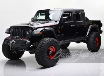 Jeep Gladiator Demon