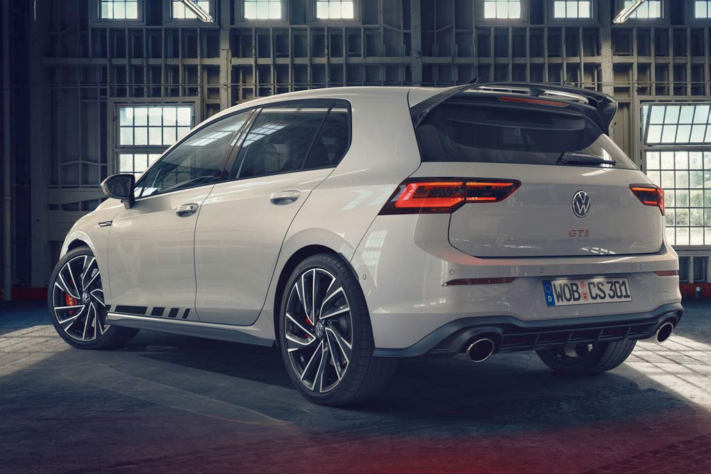 Volkswagen Golf 8 GTI Clubsport