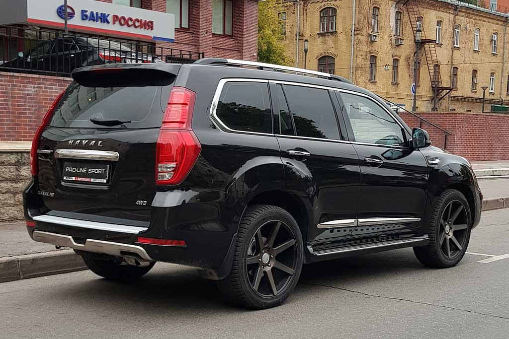 Экономия 200 000 рублей: Haval H9 получил базовую комплектацию Comfort