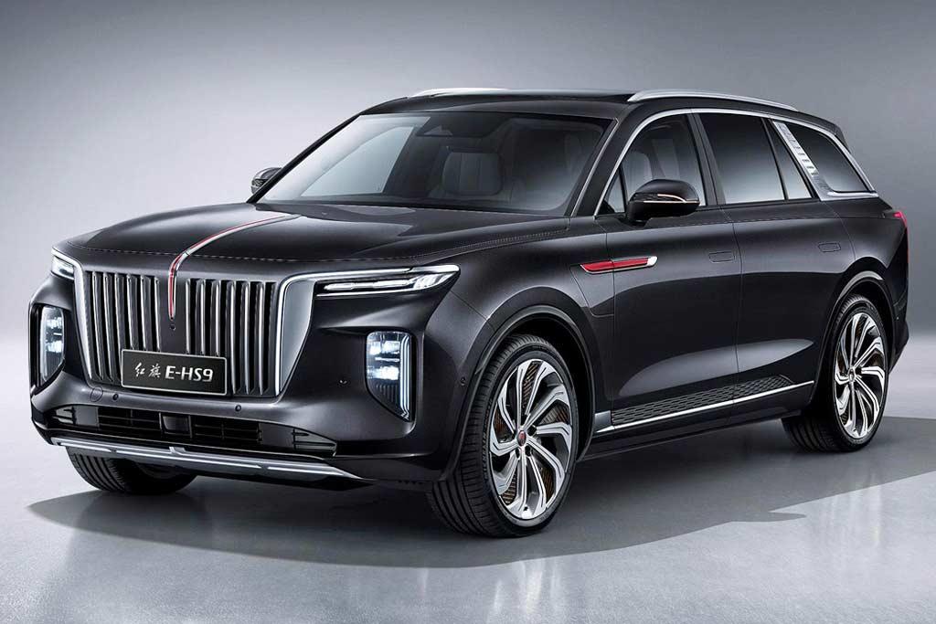Hongqi E-HS9: китайский ответ премиальным BMW X7 и Mercedes GLS