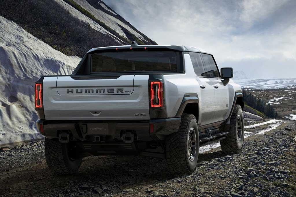 GMC Hummer EV: американцы возродили Хаммер в виде электрического пикапа