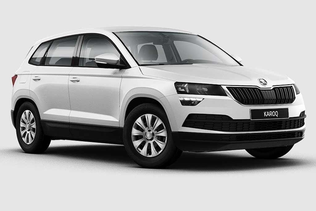«Слабенький» Karoq: стартовали продажи машин с мотором 1.6 MPI