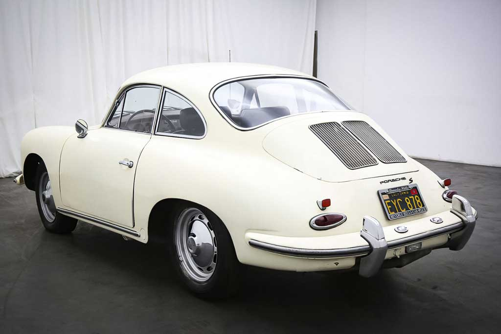 Porsche 356B Super Coupe 1963