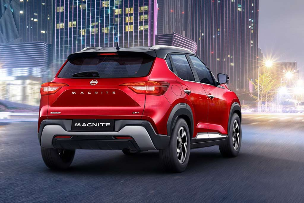 Nissan Magnite: компактный паркетник, который задумывался как Datsun