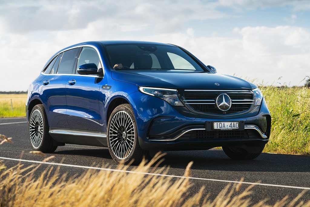 Планы Mercedes-Benz: сразу шесть новых электрокаров и полный отказ от МКПП