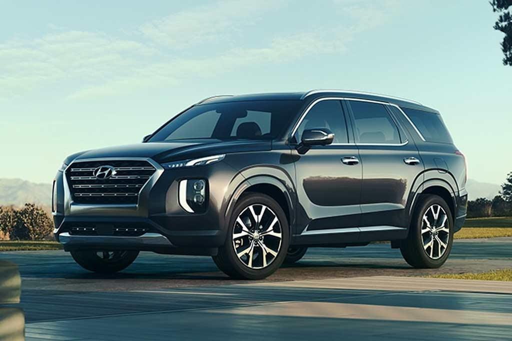 Два мотора для Hyundai Palisade в России: названы сроки начала продаж