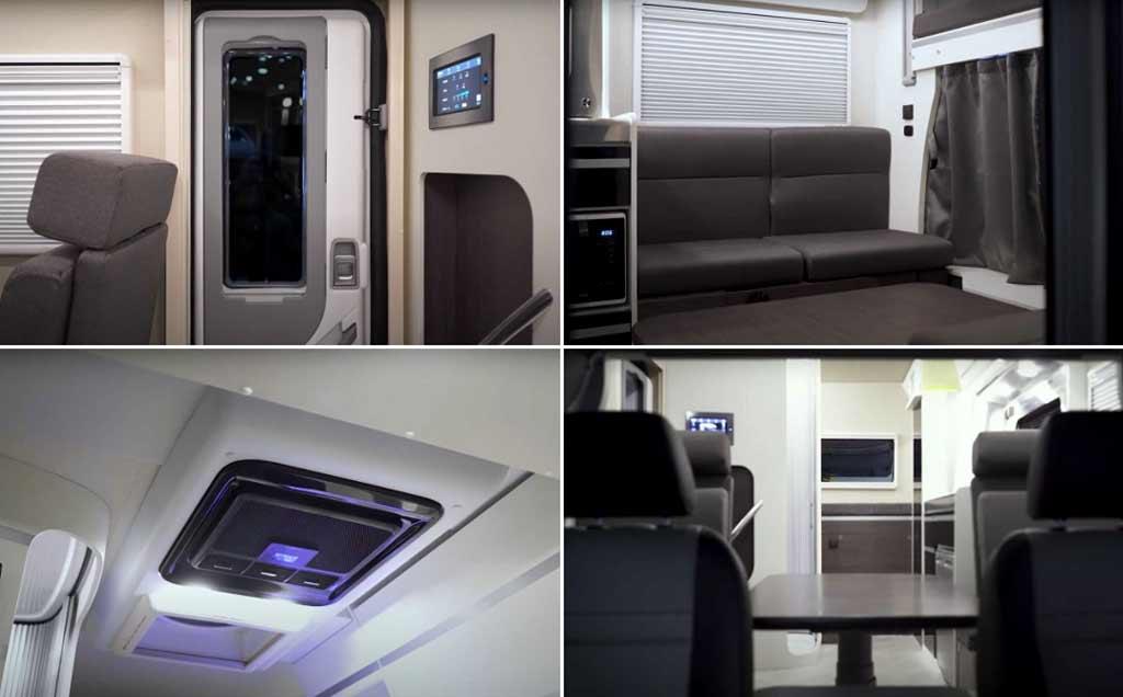 Корейцы превратили Hyundai H100 в полноценный кемпер с тремя спальными местами