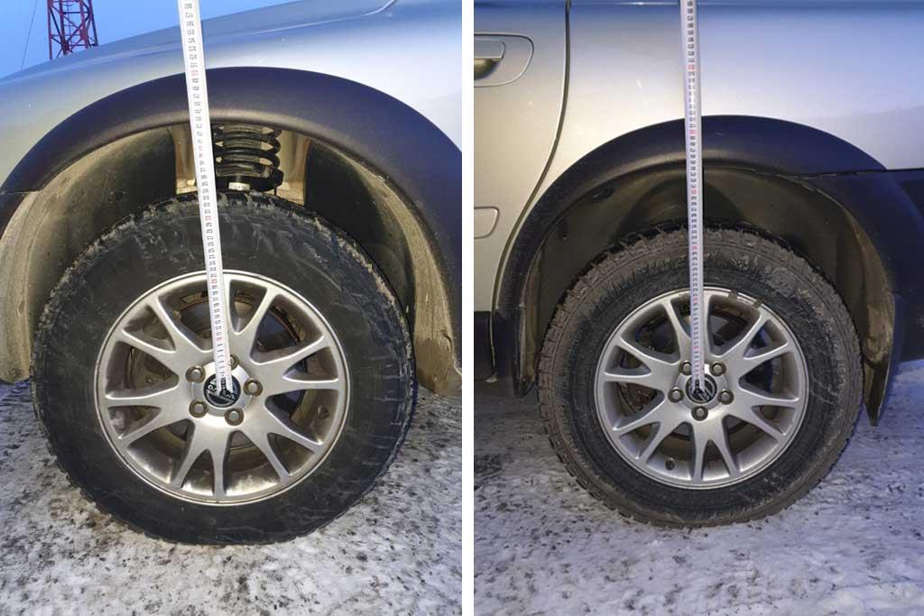 Плюсы и минусы проставок для увеличения клиренса на автомобилях