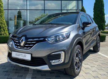 Отзыв о Renault Kaptur 2020