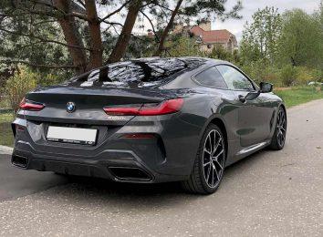 Отзыв о BMW M850i