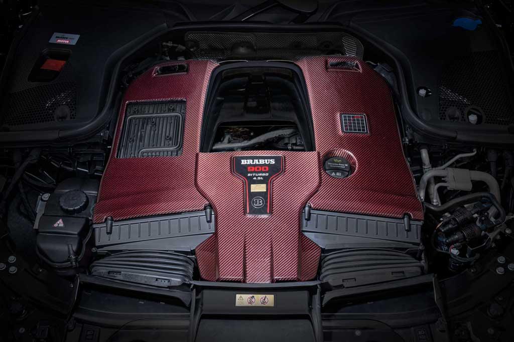 Brabus Rocket 900 AMG GT