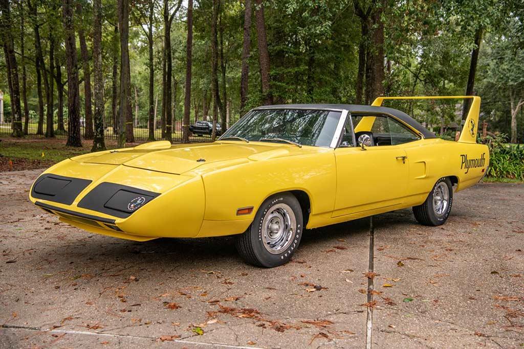 Plymouth Superbird 1969