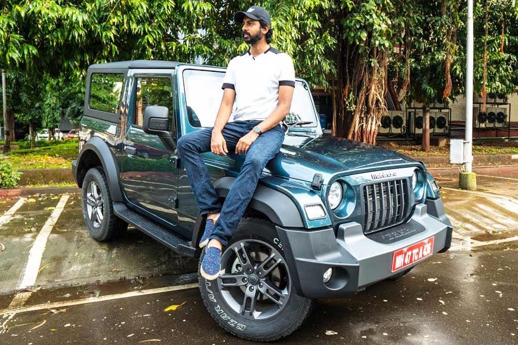 Jeep больше не нужен: Mahindra с дизайном Wrangler бьет рекорды продаж